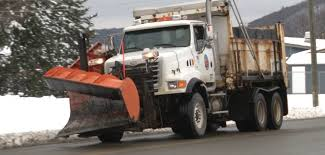 100 Stuber Trucks WENY News Chemung County Works Through Snow Storm To Keep Roads Clear