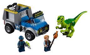 100 Rescue Truck Raptor 10757 Jurassic World LEGO Shop