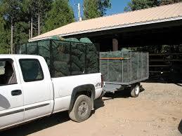 100 Seedling Truck North Sierra Tree Improvement Association SoperWheeler Company