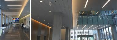 Rulon Wood Grille Ceiling by 2015 Awards Ceilings Www Cisca Org