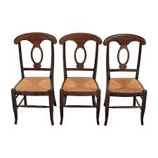 OFF Pottery Barn Pottery Barn Napoleon Chairs Chairs