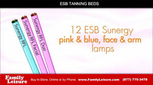 esb tanning bed grande 16 family leisure