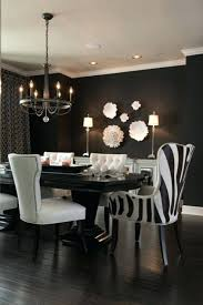 Black And White Dining Chair Wonderful Chairs Top Best Room