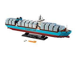 Lego Ship Sinking 3 by Maersk Line Triple E 10241 Creator 3 In 1 Lego Shop