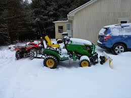John Deere 1025r Mower Deck Adjustment by John Deere 1025r Subcompact Tractor Ar15 Com