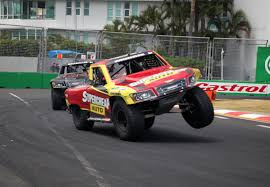Sheldon Creed Nails Saturday Stadium Super Trucks Win On The GC ...
