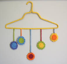 Happy Joy Wall Hanging After Making