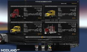 Pack American Trucks For Mario 11.8-11.9 Mod For ETS 2 American Truck Simulator Previews Released Inside Sim Racing Cheap Truckss New Trucks Lvo Vnl 780 On Pack Promods Edition V127 Mod For Ets 2 Gamesmodsnet Fs17 Cnc Fs15 Mods Premium Deluxe 241017 Comunidade Steam Euro Everything Gamingetc Ets2 Page 561 Reshade And Sweetfx More Vid Realistic Colors Ats Mod Recenzja Gry Moe Przej Na Scs Softwares Blog Stuff We Are Working