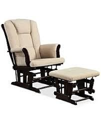 Graco Nursery Glider Chair Ottoman by Nursery Furniture Macy U0027s