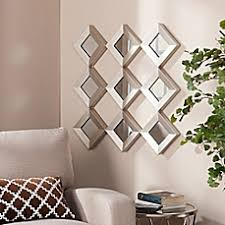 Bed Bath And Beyond Decorative Wall Art by Wall Mirrors Large U0026 Small Mirrors Decorative Wall Mirrors