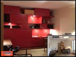 bureau dans un placard placard bureau c 039 design côté maison