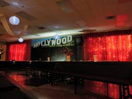 A Hollywood Party Theme