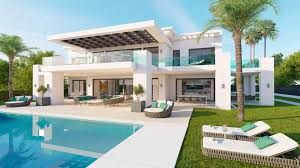 100 Villa In New Villa In Los Olivos Nueva Andalucia Marbella Realista