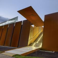 100 Patkau Architects Gallery Of Fort York National Historic Site Visitor Centre