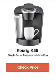 Keurig K55 K Classic Single Serve Programmable Cup