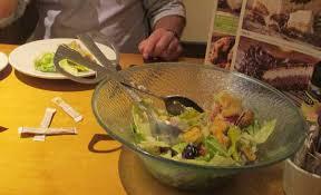 Olive garden soup salad breadsticks