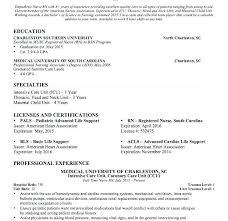 Icu Nurse Resume Cover Letter Sample Create My Registered