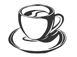 Coffee Cup Vector Cups Clipart Svg