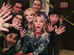 Halloween Rob Zombie Film Cast by The Big Bang Theory Cast Shows They U0027re Back To Work On Season 10