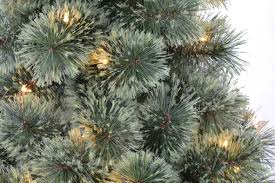 Silvertip Fir Christmas Tree Artificial by Holiday Time Pre Lit 4 U0027 Cashmere Artificial Christmas Tree Clear