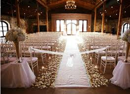 Wedding Ceremony Decorations Indoor