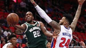 Milwaukee Bucks fall to Charlotte Hornets 126 121