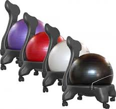 Stability Ball Desk Chair by Lovely Idea Yoga Ball Office Chair Creative Decoration How To Sit