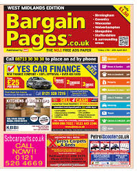 Bargain Pages West Midlands17th April 2015 by Loot issuu