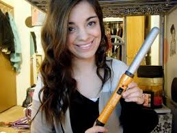 Bed Head Tigi Curling Iron by Review Bed Head Curlipops Curling Wand Youtube