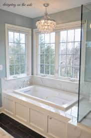 Designing On The Side: Master Bath Reveal Best Bathroom Shower Tile Ideas Better Homes Gardens Bathtub Liners Long Island Alure Home Improvements Great Designs Sunset Magazine Door Design Wall Pictures Wonderful Custom Photos 33 Tiles For Floor Showers And Walls Relax In Your New Tub 35 Freestanding Bath 30 Backsplash Amazing Bathrooms Amusing Vertical Patterns