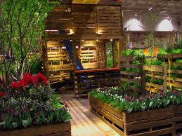 Shipping Pallet Garden Wows Visitors At The Canada Blooms Festival