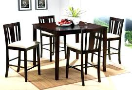 Full Size Of High Top Breakfast Table Dining Room Sets Counter Height Set Tall With 8