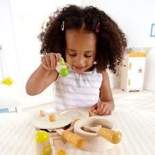 hape gourmet kitchen starter set toy at mighty ape nz