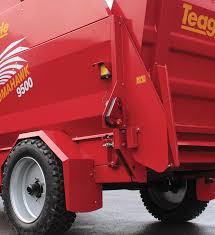 100 Tomahawk Truck Stop Brighton Co Box 9500 Straw Blower Teagle Machinery Ltd