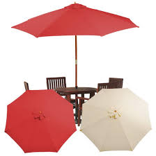 Patio Umbrella Replacement Canopy 8 Ribs by Top Patio Umbrella Replacement Canopy Decor Modern On Cool