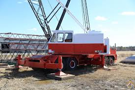 1969 LINK-BELT HC-138 Crane For Sale In Bangor Maine On CraneNetwork.com