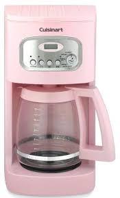 Pink Coffee Maker Fun N Cuisinart 4 Cup Keurig