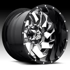 Black And Chrome 20 Inch Rims Beautiful 20×8 5 Black With Chrome ...
