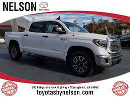 100 Toyota Tundra Trucks New 2019 For Sale Stanleytown VA 5TFDY5F15KX788663
