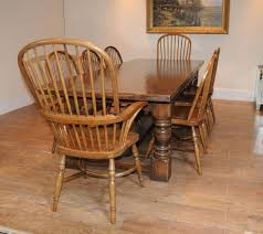 Oak Kitchen Table And Chairs Contemporary
