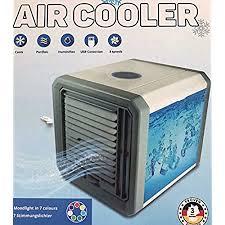mobile klimageräte mini persönliche klimaanlage 4 in 1 luftkühler ventilator luftbefeuchter lufterfrischer mit 3 geschwindigkeiten air cooler für