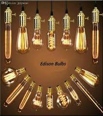 wholesale creative edison light bulb retro restaurant bar bulb