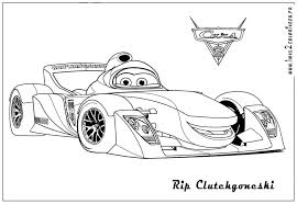 Mcqueen Car Coloring Page Pages Cars 3 Free Download Printable Images Online