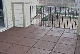 decktop architectural tile rubber deck tiles safety
