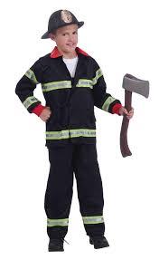 Amazon.com: Forum Novelties Fireman Child Costume, Toddler: Toys & Games