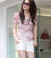 Korean Fashion Clothing Style For Teenage Girls