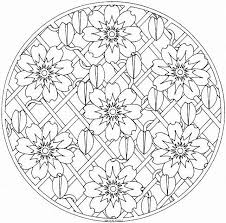 Impressive Free Printable Mandalas Coloring Pages Adults Awesome Ideas For You