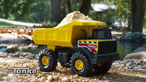 Other Toys - Tonka 93918 Steel Classic Mighty Dump Truck For Sale In ... Tonka Classic Dump Truck Big W Top 10 Toys Games 2018 Steel Mighty Amazoncom Toughest Handle Color May Vary Mighty Toy Cement Mixer Yellow Mixers Mixers And Hot Wheels Wiki Fandom Powered By Wrhhotwheelswikiacom Large Big Building Vehicle On Onbuy 354 Item90691 3 Ebay Truck The 12v Youtube Inside Power