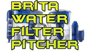 Brita Faucet Filter Replacement Walmart by Brita Water Filter Pitcher Monterey Water Into Healthier Brita