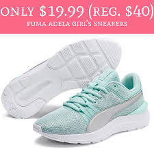 Only $19.99 (Regular $40) Puma Adela Girl's Sneakers - Deal ... Deals Of The Week June 11th 2017 Soccer Reviews For You Coupon Code For Puma Dress Shoes C6adb 31255 Puma March 2018 Equestrian Sponsorship Deals Silhouette Studio Designer Edition Upgrade Instant Code Mcgraw Hill Pie Five Pizza Codes Get Discount Now How To Create Coupon Codes And Discounts On Amazon Etsy May 23rd Only 1999 Regular 40 Adela Girls Sneakers Deal Sale Carson 2 Shoes Or Smash V2 27 Redon Move Expired Friends Family National Sports Paytm Mall Promo Today Upto 70 Cashback Oct 2019